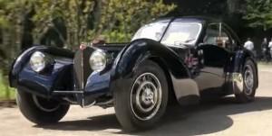 Bugatti Type 57SC Atlantic: A $40 Million Dollar Car Worth