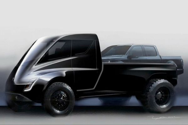 Tesla's Green Fueled Electric pickup truck is the answer to the Clean SUV and Saving the Environment