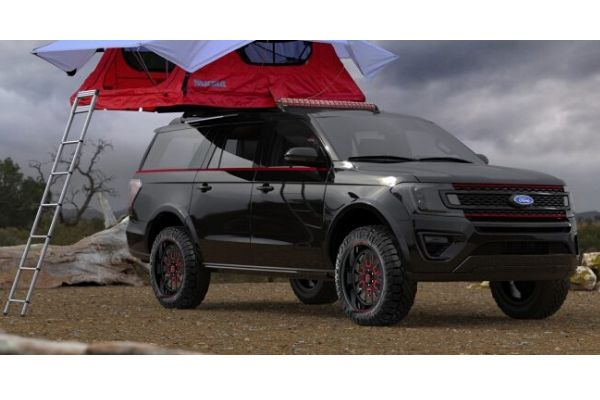 Ford Extravaganza for the SEMA 2019: On Display Customize SUVs from Escape, Explore, And Expedition