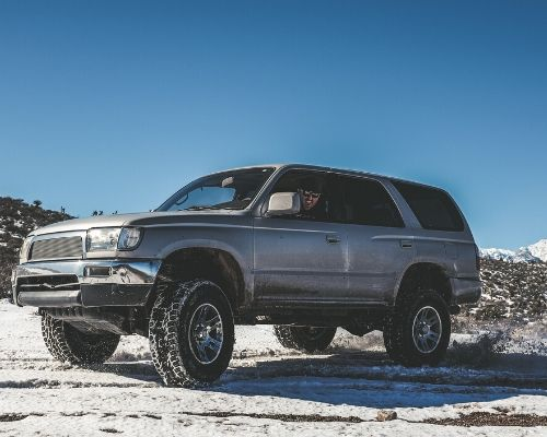 Winter Driving: The 10 Best SUV or Crossovers to Pick Out