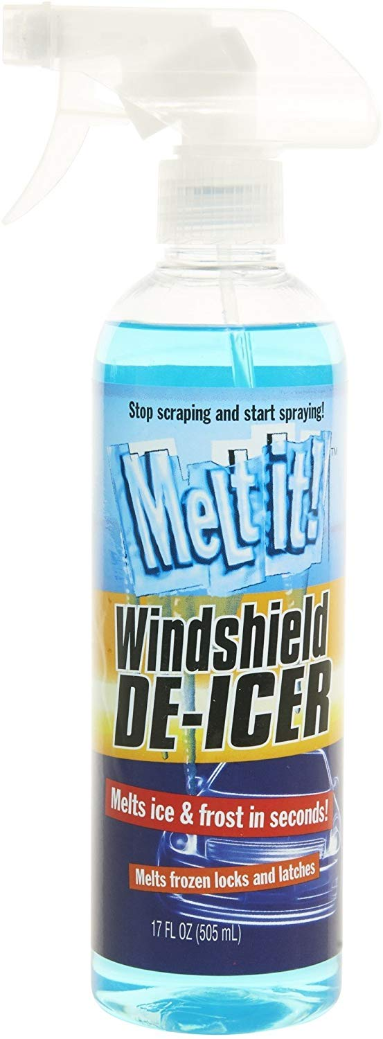 Windshield De-Icer from Amazon