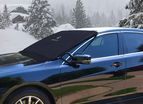 Winter Car Essentials: Why You Need to Get the Best Snow Windshield Cover for Your Car