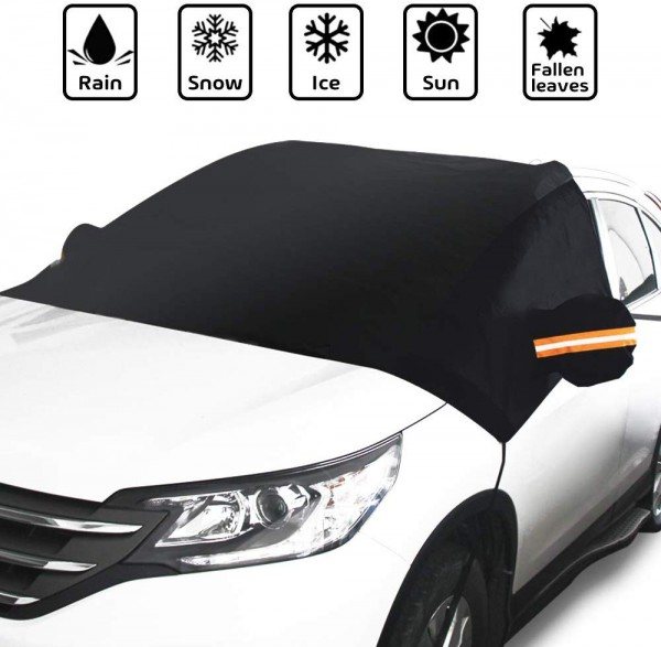 4 Winter Car Essentials: Why You Need to Get the Best Snow Windshield Cover for Your Car