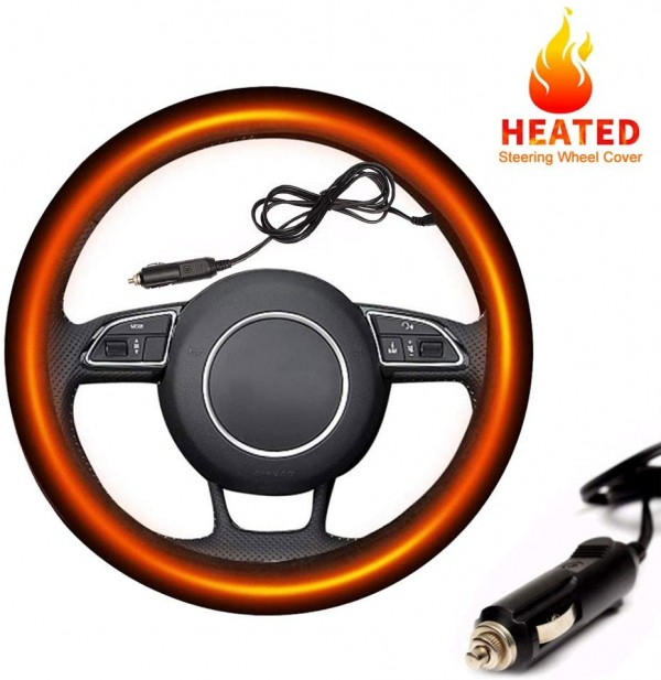 1 Winter Car Essentials: The Top 5 Heated Steering Wheel Covers and How to Get the Best One