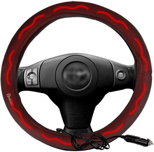 4 Winter Car Essentials: The Top 5 Heated Steering Wheel Covers and How to Get the Best One