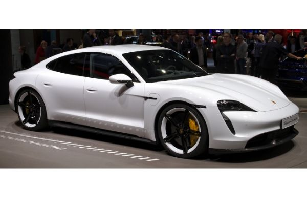 2019 LA Auto Show: Spotlight on Porsche's Taycan 4S, Macan Turbo and 99X Electric