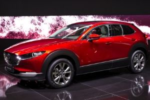 It's KODO Time: The Mazda CX-30 Revealed at the 2019 LA Auto Show