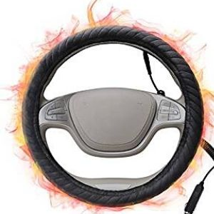 2 Review of the Top 5 Best Heated Steering Wheel Warmer for Your Car