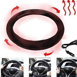 Review of the Top 5 Best Heated Steering Wheel Warmer for Your Car