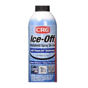 2 De-Icer Sprays for your car will avoid accidents