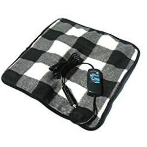 3 Keep Warm in Wintertime with the Best Electric Car Blanket