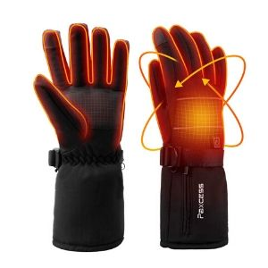 1 Keep Hands Warm with the Top 4 Rechargeable Battery Heated Gloves in Wintertime