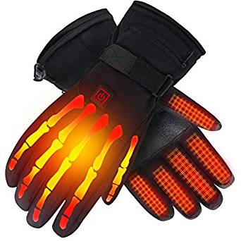 2 Keep Hands Warm with the Top 4 Rechargeable Battery Heated Gloves in Wintertime