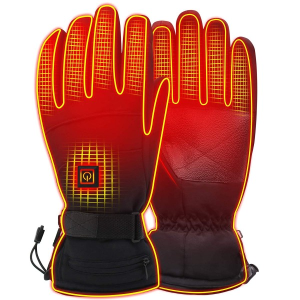 3 Keep Hands Warm with the Top 4 Rechargeable Battery Heated Gloves in Wintertime