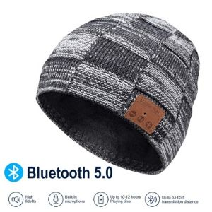 4 You Will Love This Bluetooth Beanie Hat for All Seasons