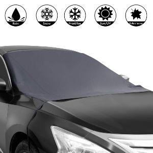 4 Car Owners Need the Best Snow Windshield Cover to protect it from the Ice and Snow