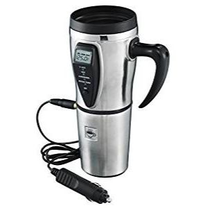 1 Heated Travel Mugs are Must Haves for Cold Winter Morning in the Car or Outdoors