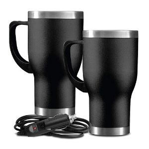 4 Heated Travel Mugs are Must Haves for Cold Winter Morning in the Car or Outdoors