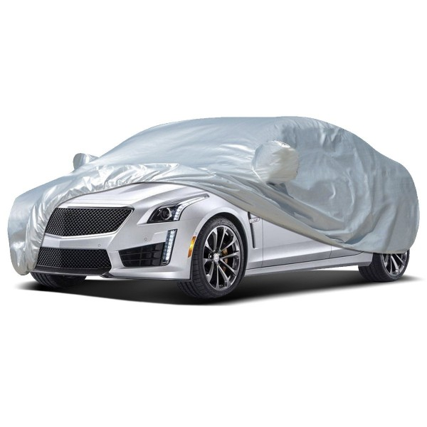 2 Secure your car with this all-season car cover, do not wait!