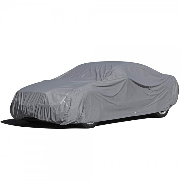 3 Secure your car with this all-season car cover, do not wait!