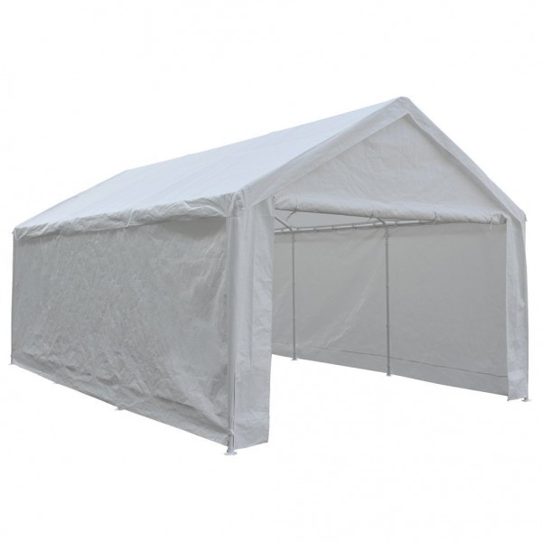 1 A Portable Garage Protects Your Car When It Counts Most!