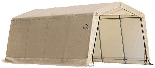 2 A Portable Garage Protects Your Car When It Counts Most!