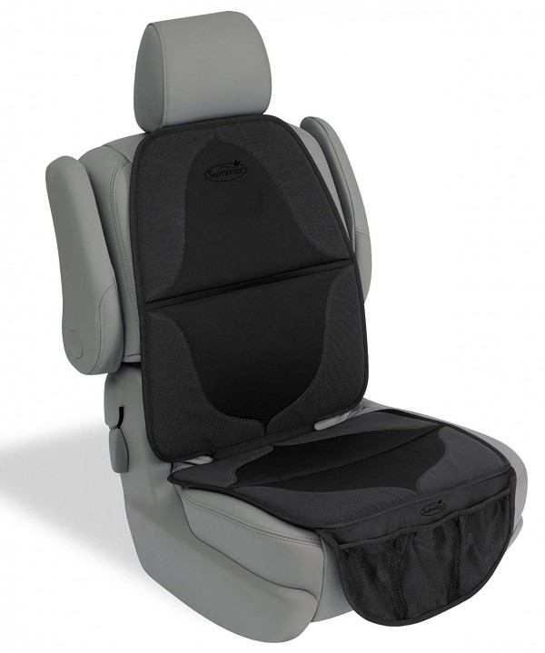 4 Car Seats Last Longer with a Car Seat Protector