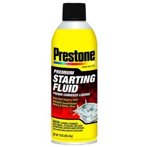2 Get the Right Engine Starting Fluids for Cold Hard Starts