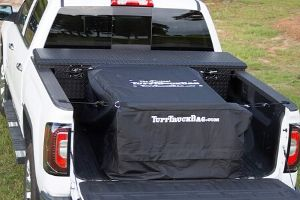 1 Do You Have a Truck Bed Cargo Bag for effective storage?