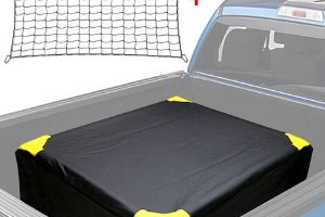3 Do You Have a Truck Bed Cargo Bag for effective storage?