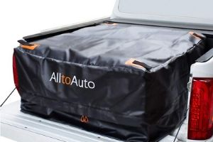 4 Do You Have a Truck Bed Cargo Bag for effective storage?