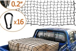 This 2020 Get on with the Best Truck Bed Cargo Nets for Your Truck or Car