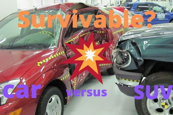 SUVS Will Keep You Safe but Not Other People and Everything Else