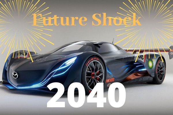 Forecast 2040, the Electric Car Will Comprise Half of Car Sales