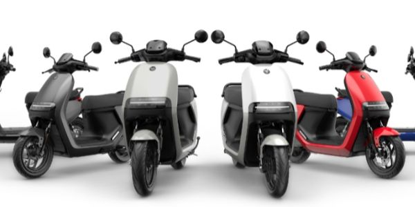 Segway-Ninebot Electric Moped Joining the Alternative and Personal Mobility Category