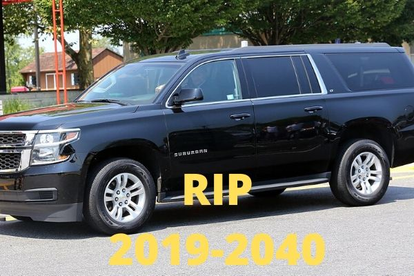 Why 2019 Is the Year of the SUV and 2020 Will Begin Its Decline