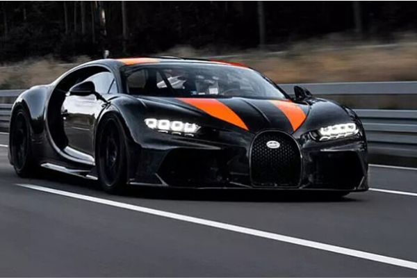 The Bugatti Chiron and Factoids Why This Supercar Is Simply Amazing