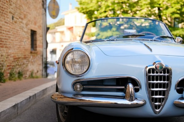 What's so special about classic MB MGB cars?