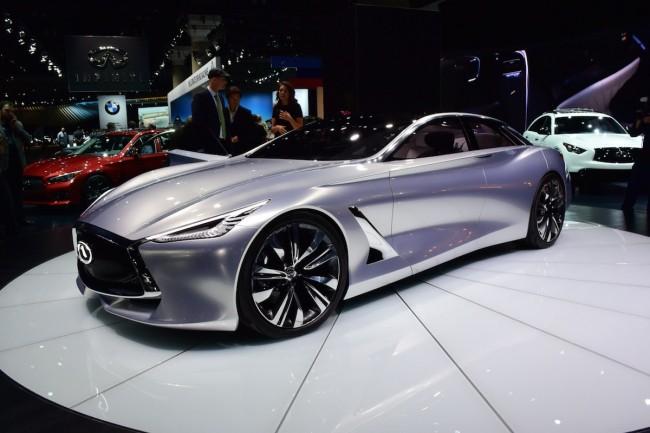 Infiniti Q80 Inspiration concept car
