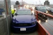 Drunken Driver Gets Stuck on Golden Gate Bridge