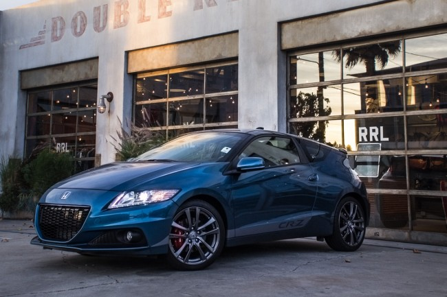 2015 Honda HPD CR-Z hybrid-electric sports coupe