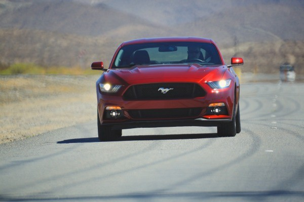 2015 Ford Mustang GT Picture