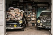 Roger Baillon Car Collection Found in French Barn