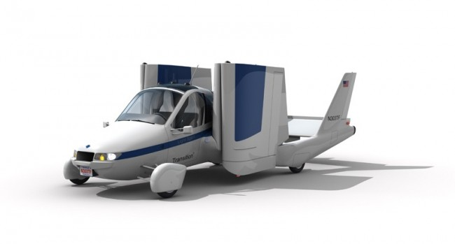"Terrafugia Transition®, ""Flying Car"""