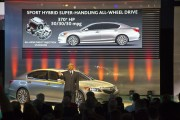 Acura Unveils Flagship RLX Concept at 2012 New York Auto Show