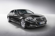 Mercedes-Maybach S-Class S600