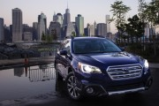 2015 Subaru Outback ~ Once an offbeat choice for urban hippies, the '15 Outback is a great, if not sensible, alternative to the SUV.