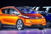 Chevrolet Bolt EV Concept at 2015 Detroit Auto Show