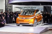 Chevrolet Bolt EV Concept at 2015 Detroit Auto Show (resized)