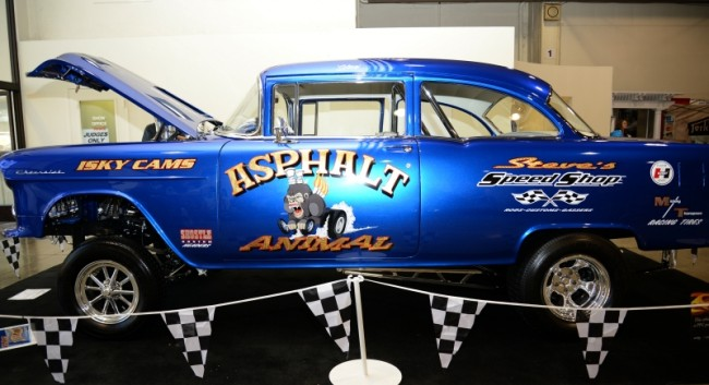 "Ford ""Asphalt Animal"""